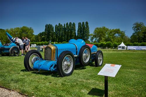 Ballot 3/8 LC chassis N°1008
